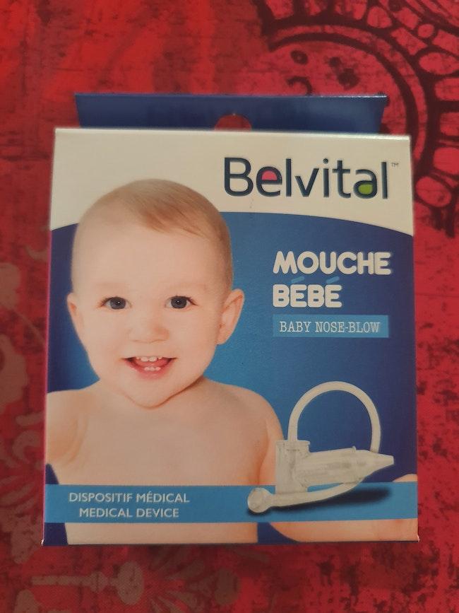 Mouche bébé Belvital Neuf