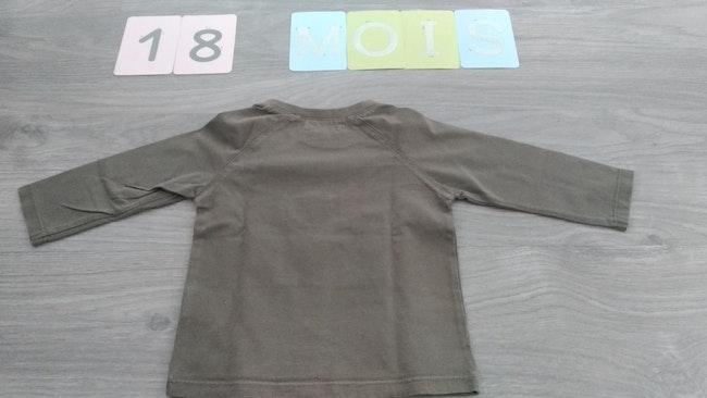 T shirt manches longues lutin