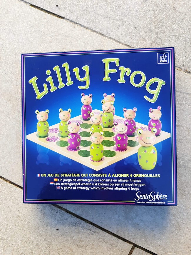 Lilly Frog
