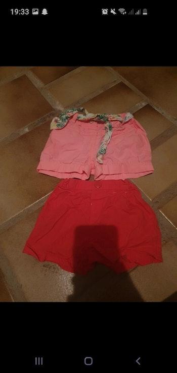 2 shorts 2 ans