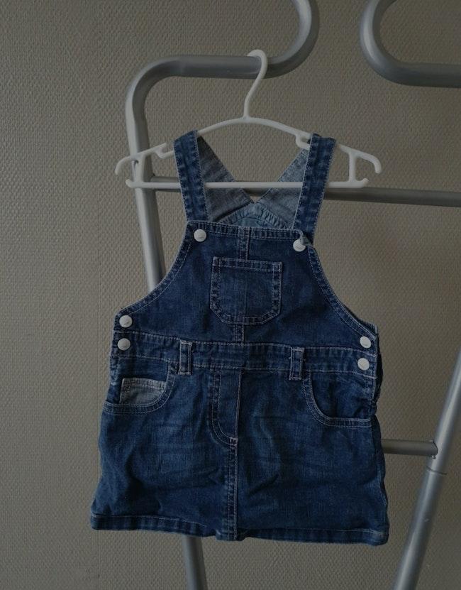 Robe jeans Fendi