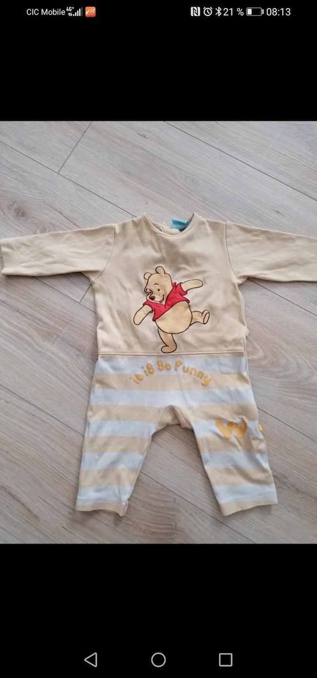 Pijama Winnie