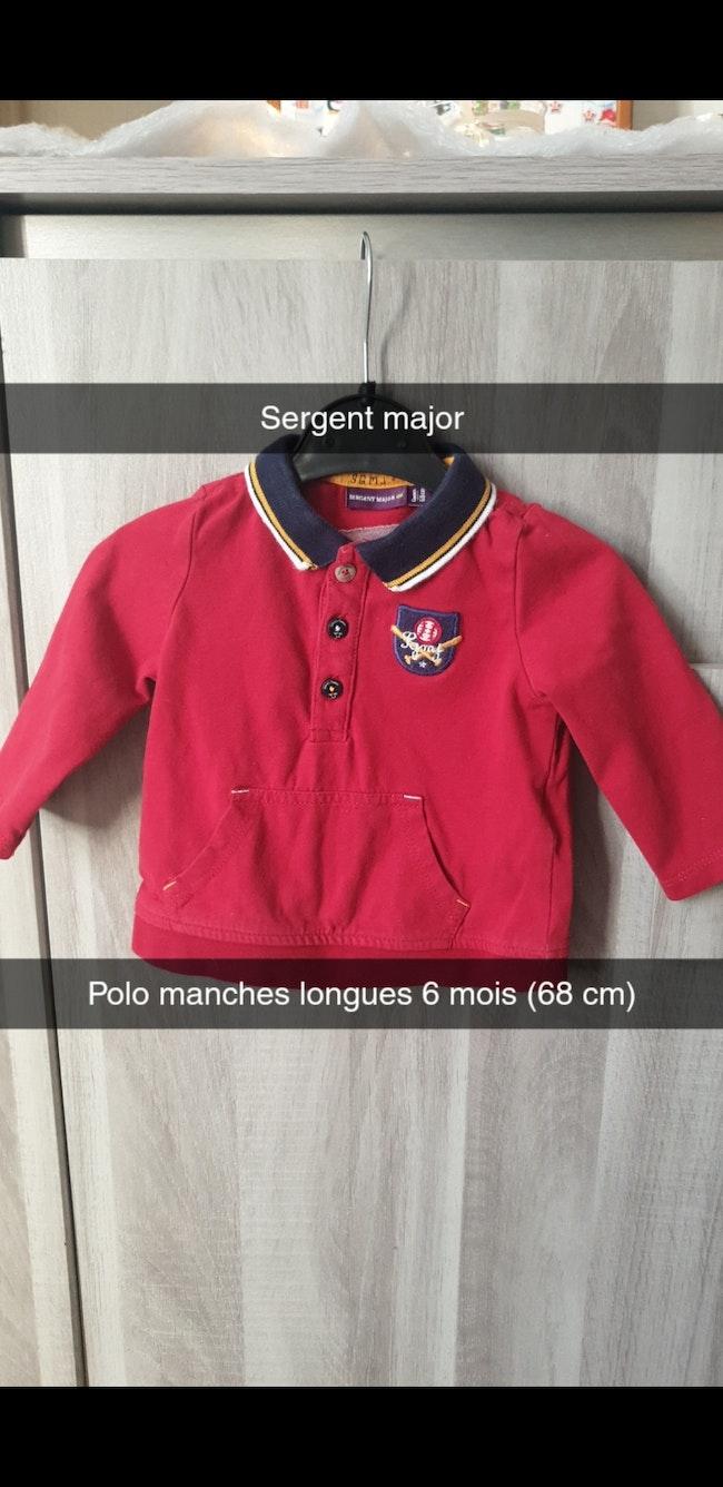 Polo 6 mois sergent-major
