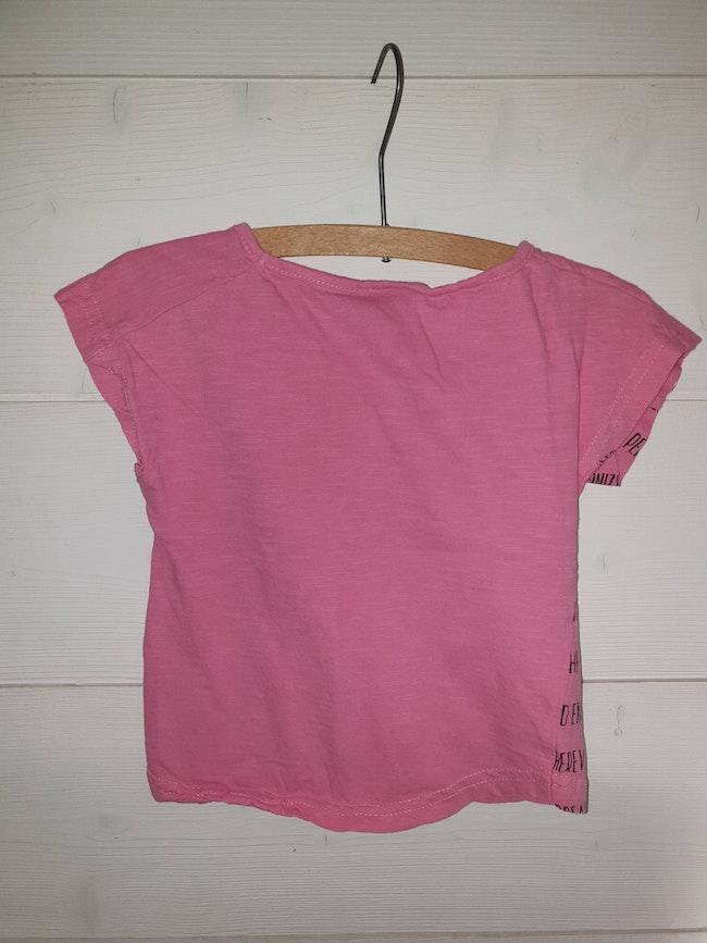 T-shirt fille 4ans