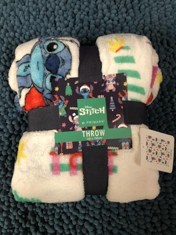 Plaid stitch noël