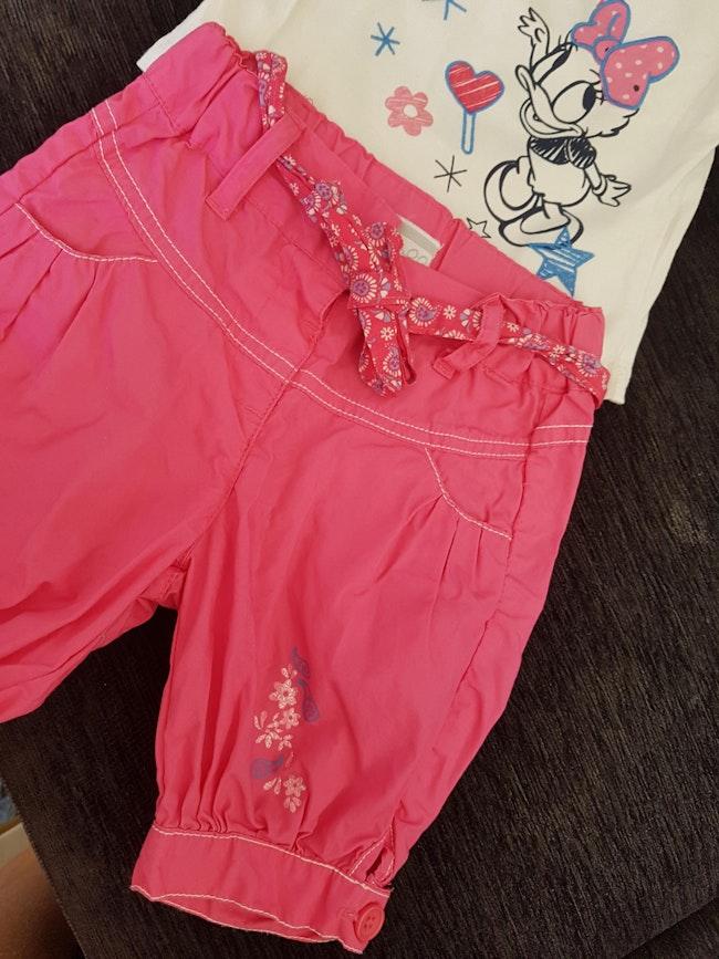 Ensemble pantalon t shirt