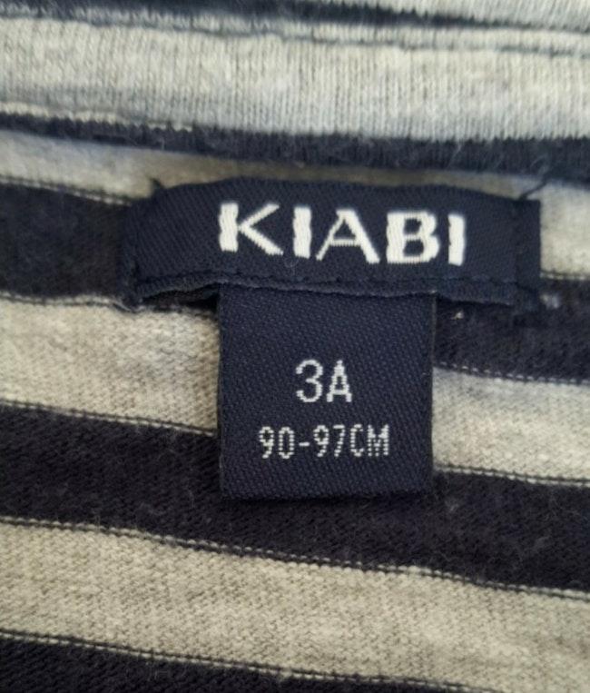 T-shirt 3 ans Kiabi