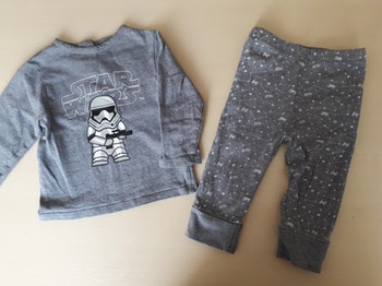 Pyjamas star wars