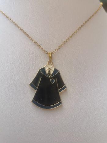 Collier toge bleue Harry Potter