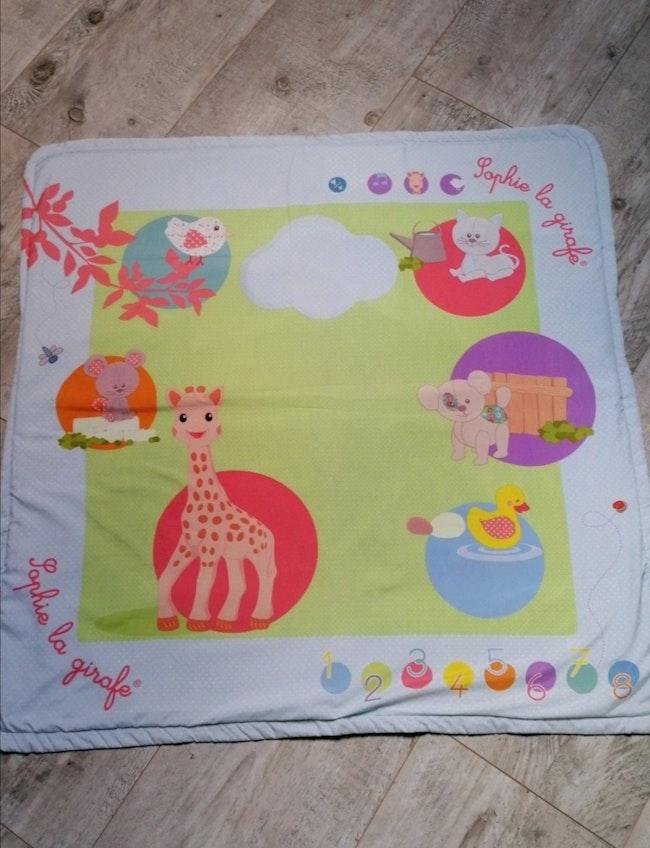 Tapis d'éveil musical Sophie la Girafe