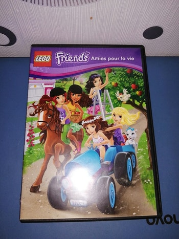DVD lego friends - Amies pour la vie