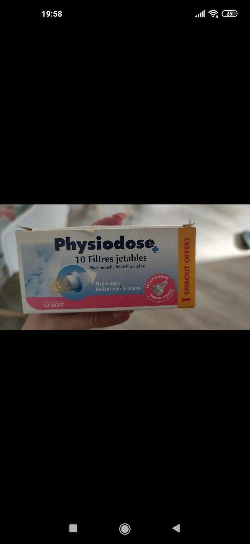 Filtre jetable