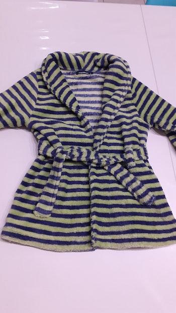 Robe de chambre garçon 2 ans