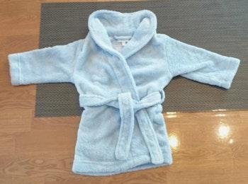 Peignoir 12 mois kitchoun