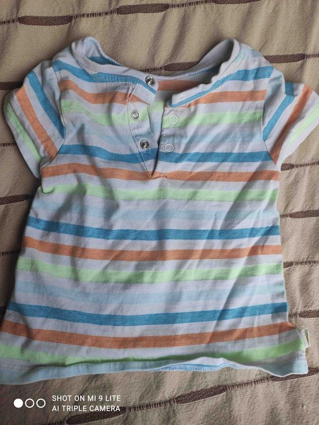 T shirts 2 ans
