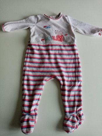 Pyjama 12 mois Sergent Major
