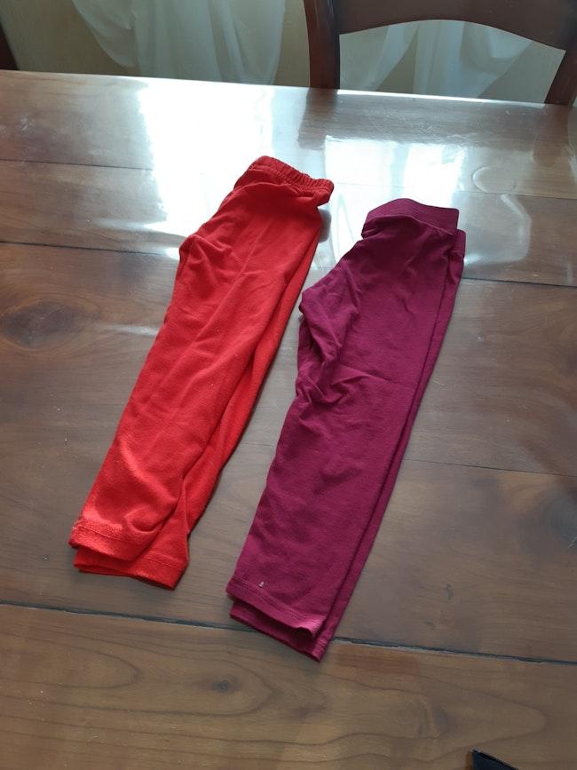 Lot 2 leggings