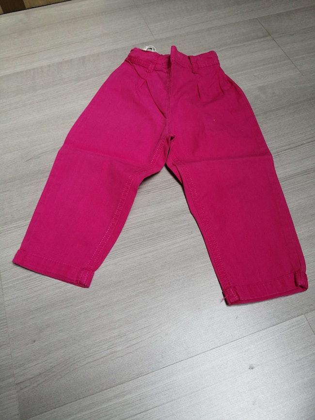 Pantalon rose 24 mois