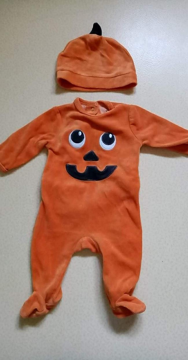 Pyjama halloween kiabi