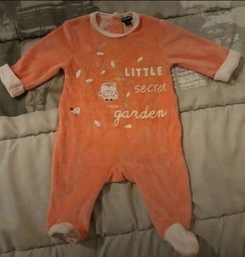 Pyjama 3 mois fille kiabi