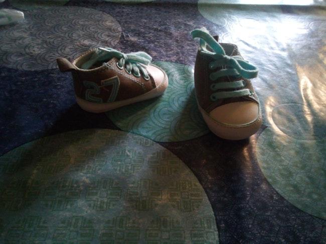 Chaussures bébé 3/6 mois