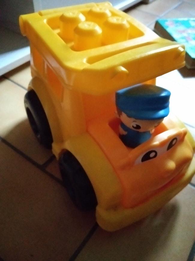 Camion chantier abrick