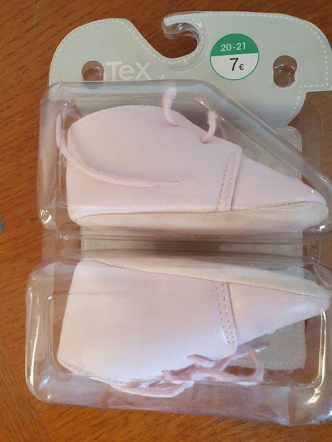 Chaussures bébé filles