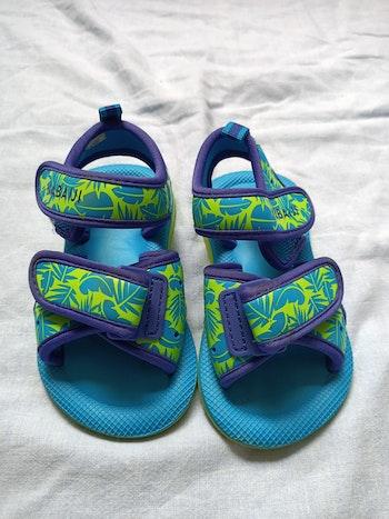 Sandales t 22