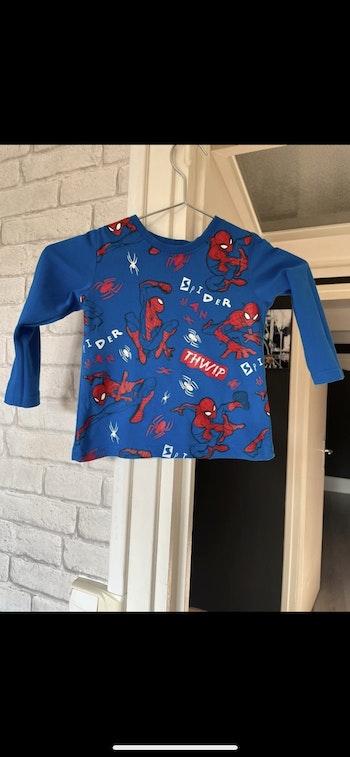 Haut Spiderman taille 92 cm (3 ans )
