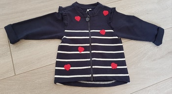 🌞 Gilet Taille: 12 mois Orchestra