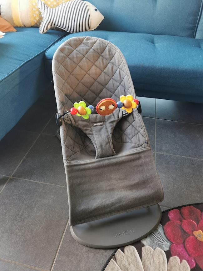 Transat bliss Babybjorn + arche bois