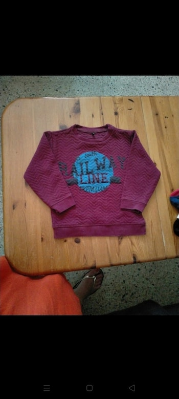 Pull taille 5 ans