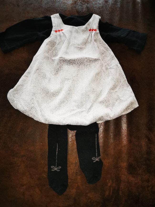 Ensemble robe ou jupe