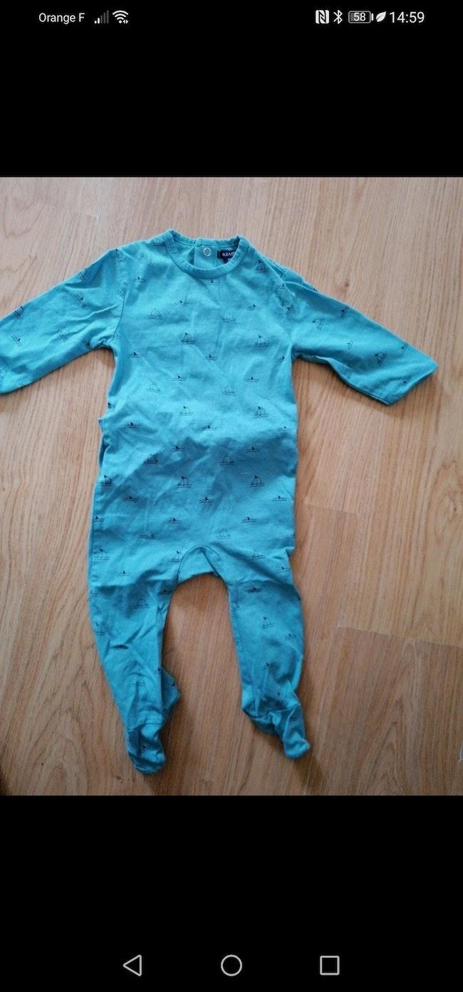 Pyjama 1 pièce 12 mois