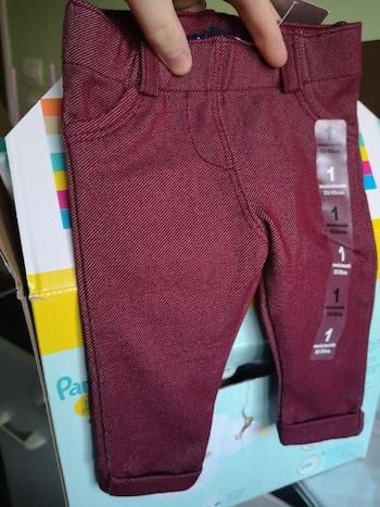 Pantalon fille neuf