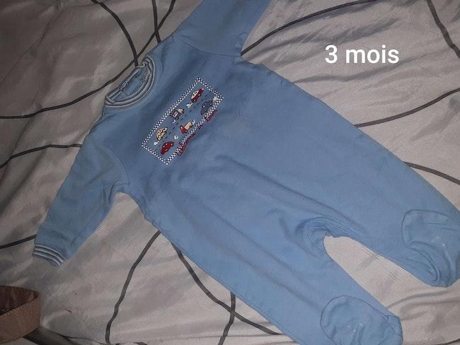 Lot de 2 pyjama