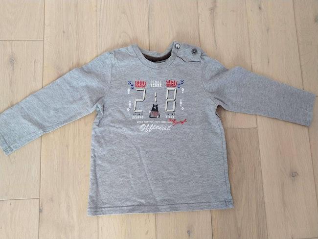 Tee shirt 3 ans Jean Bourget