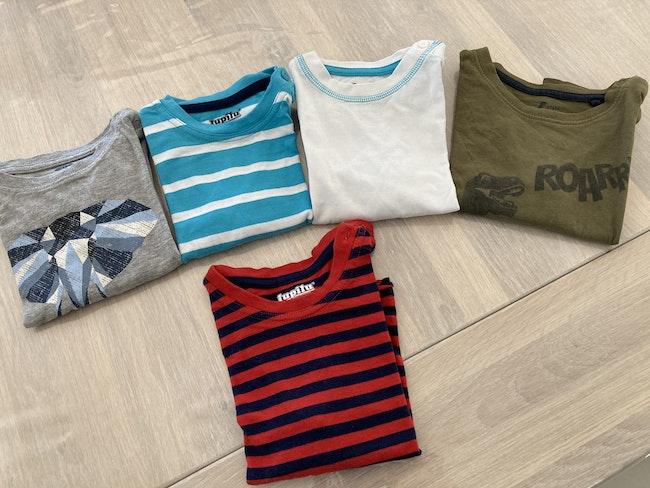 Tee-shirts manches longues