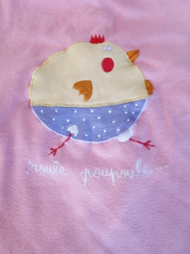 Pyjama léger fille