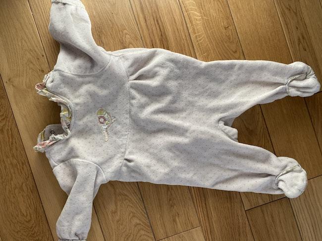 Pyjama Cyrillus 1 mois