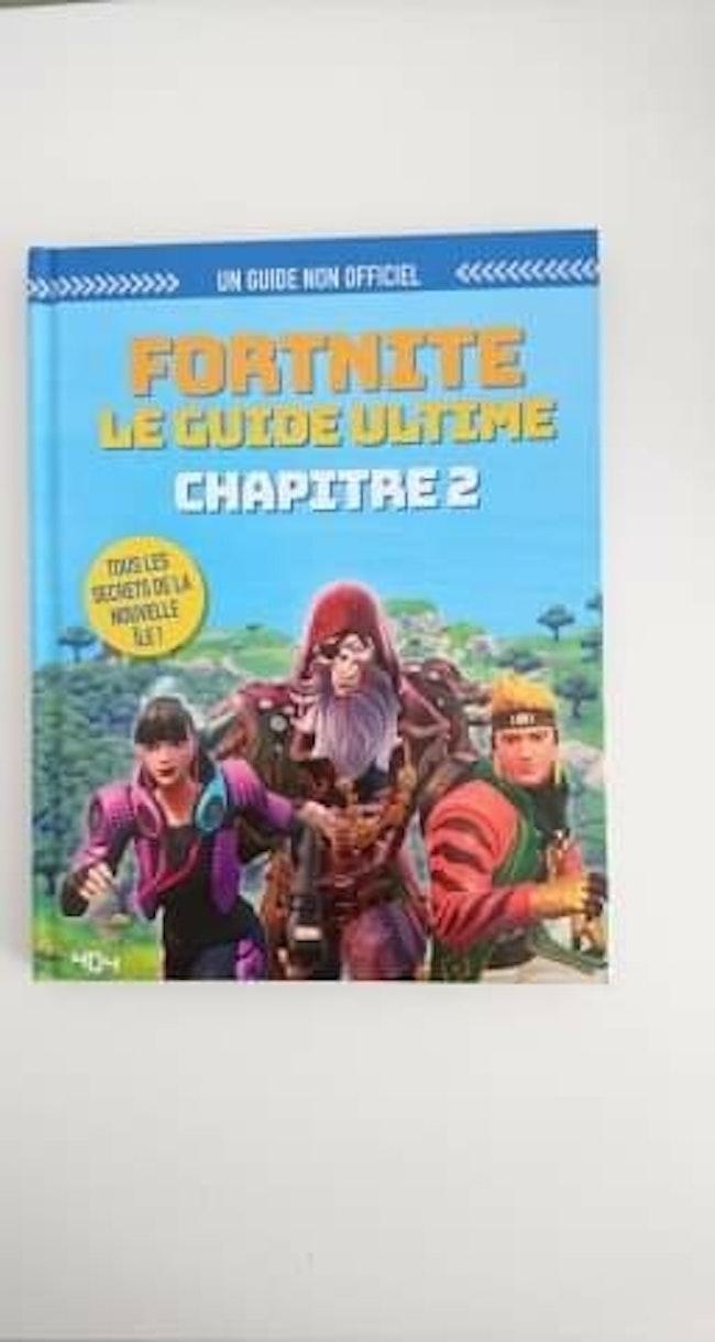 Livre fortnite le guide ultime chapitre 2 neuf