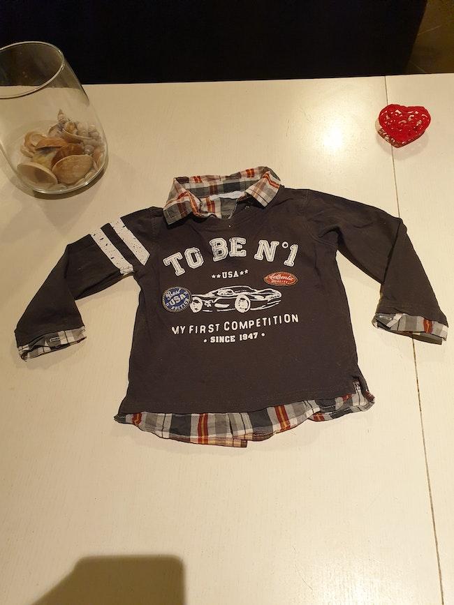 T shirt chemise