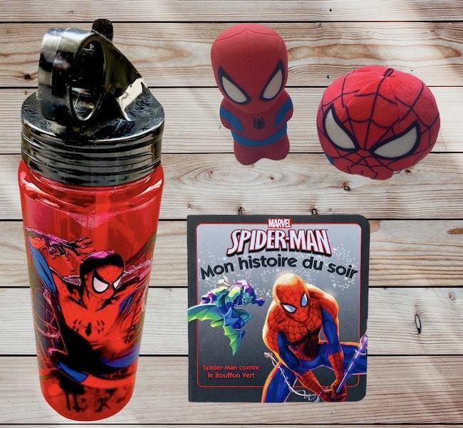 🕷🕸LOT pour petits fans de Spiderman