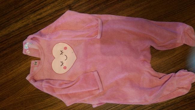 Pyjama hiver bébé fille