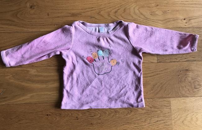 Pyjama 2 pièces - 2 ans