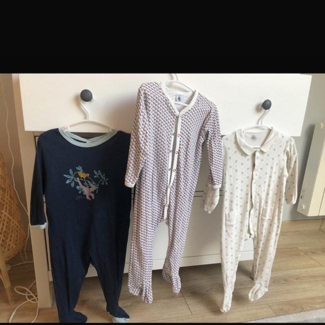 Lot 3 pyjamas
