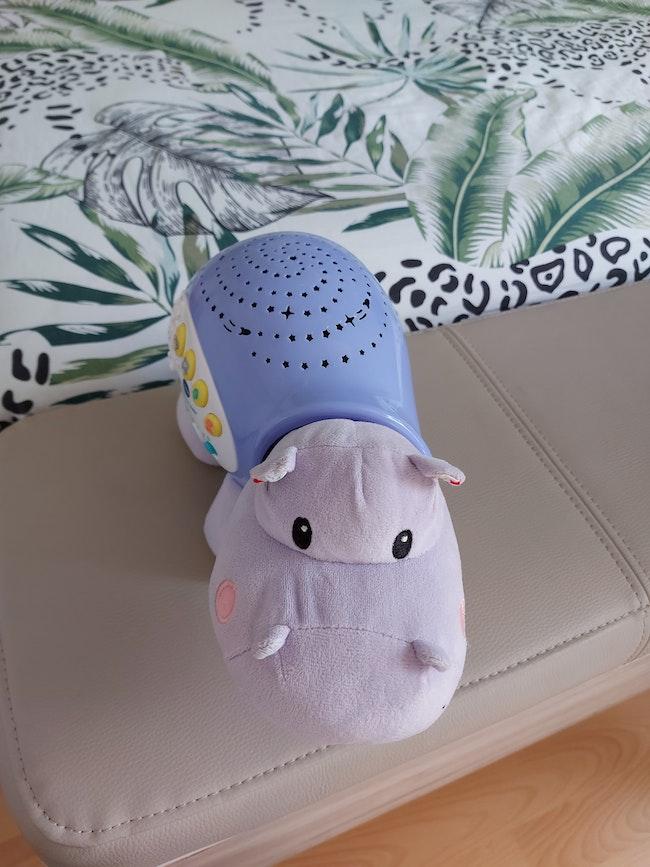 Veilleuse hippo