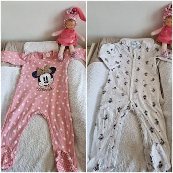 Lot de 2 pyjamas 18 mois