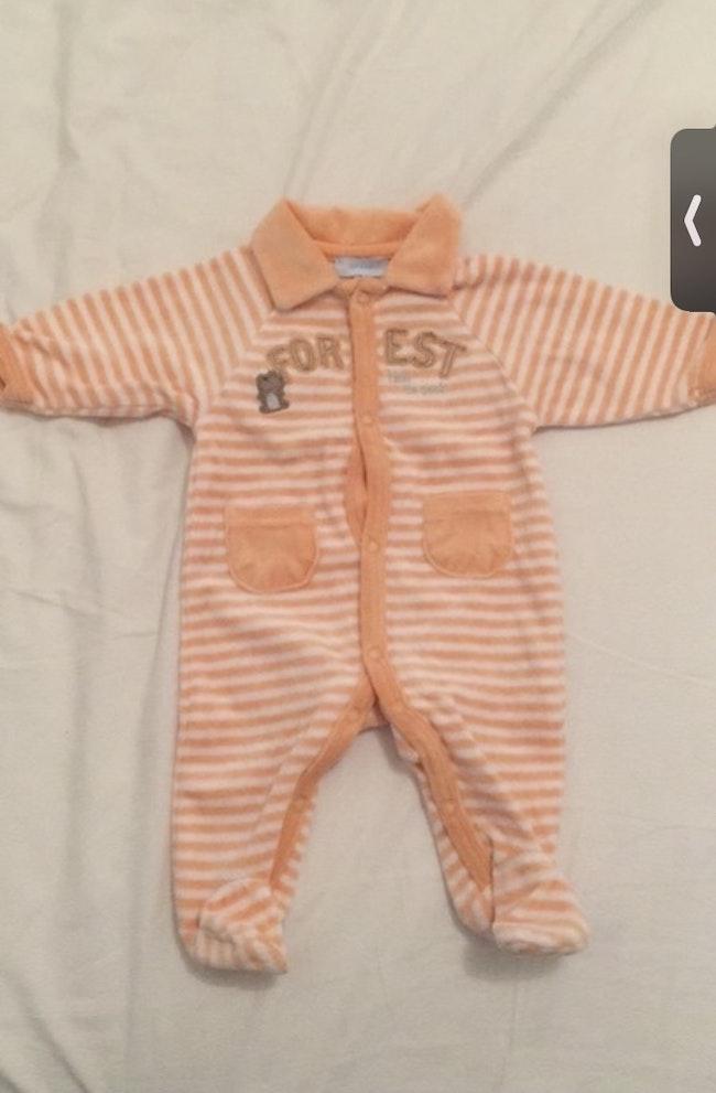 Pyjama tex baby