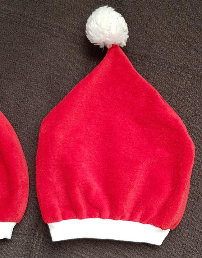 🎅 Lot de 2 bonnets de Noël 🎅
